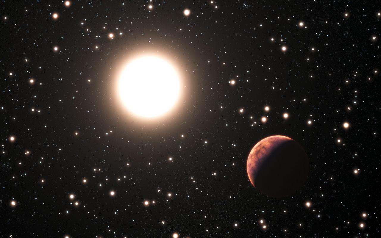 როგორ გაჩნდნენ მზე, მთვარე და ვარსკვლავები